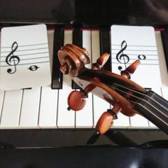 ビオラ×ピアノ、インスタグラム