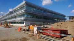 施工事例・内装工事・二俣川の免許センター