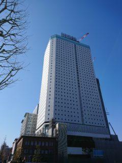 施工事例 内装工事 横浜アパホテルみなとみらい