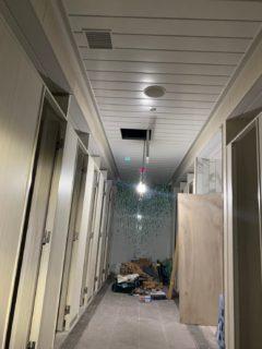 施工実績 内装工事 横浜駅・東急東横線みなとみらい線