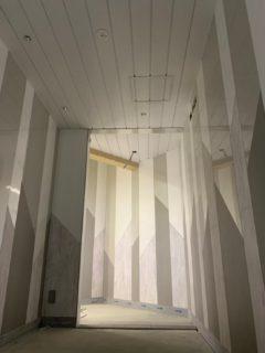 横浜駅 東急東横線/みなとみらい線のトイレ内装工事